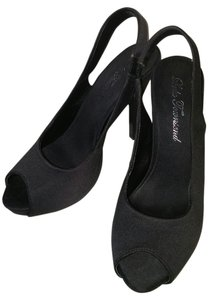 Lulu Townsend Black Pumps
