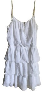 Lily Rose short dress White on Tradesy