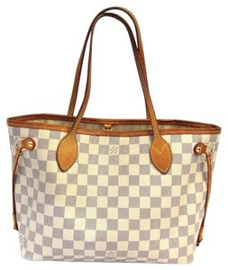 Louis Vuitton Coated Canvas Tote