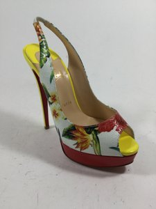 Christian Louboutin Multicolor Platforms