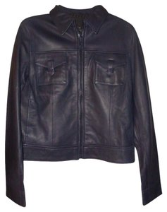 JOE'S Jeans Leather Leather Jacket