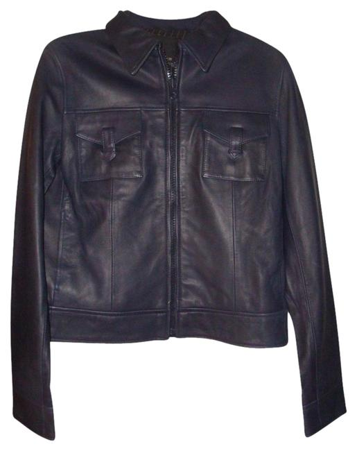 Preload https://item2.tradesy.com/images/joe-s-jeans-black-leather-jacket-size-8-m-1829581-0-1.jpg?width=400&height=650