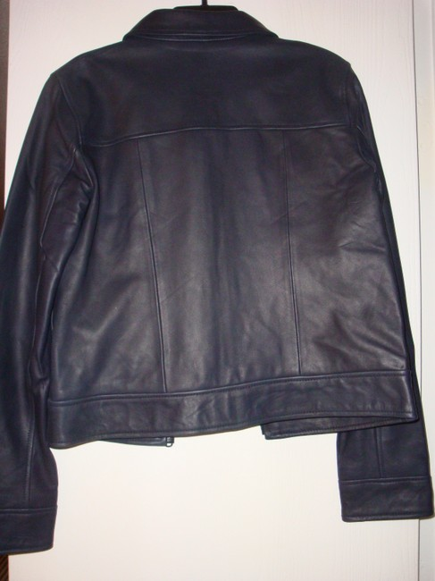 JOE'S Jeans Leather Jacket