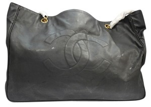 Chanel Everyday Use Tote in Black