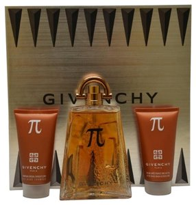Givenchy Givenchy PI 3 pc Gift Set For Men edt spray 3.4oz