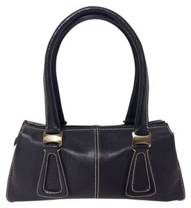Tod's Soft Leather Shoulder Bag