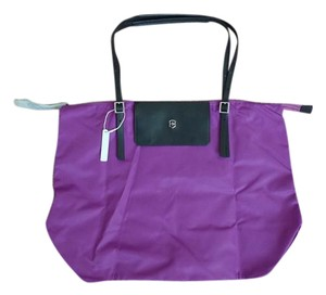 Victorinox Tote in Purple