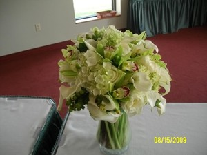 Various. Style And Colors Each Priced Differently Wedding Bouquets
