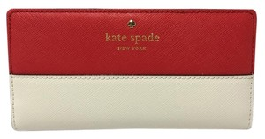 Kate Spade New Kate Spade Cedar Street Stacy in Cherry Liqueur/Ballerina Color