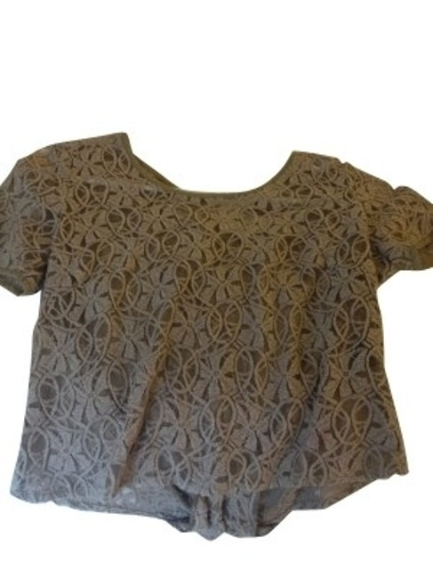 Preload https://item4.tradesy.com/images/lucca-tan-blouse-size-4-s-183-0-0.jpg?width=400&height=650
