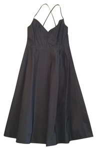 J.Crew Silk Strappy Dress
