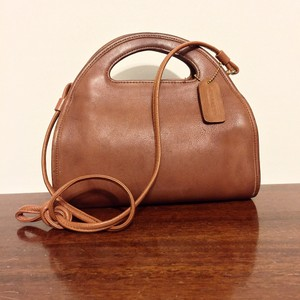 Coach Leather Rare Shoulder Bag