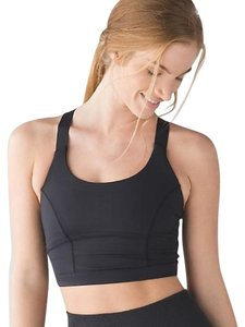 Lululemon Lululemon Black Pure Practice Sports Bra Size 4
