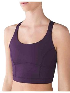Lululemon Lululemon Purple Pure Practice Sports Bra Size 4