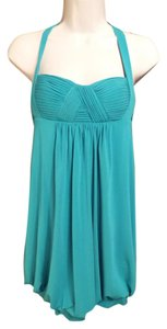BCBGMAXAZRIA Halter Jersey Bcbg New Party Dress