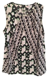 Peter Pilotto for Target Print Top Multi Color
