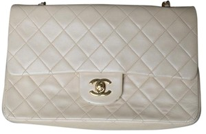 Chanel Vintage Lambskin Vintage Shoulder Bag