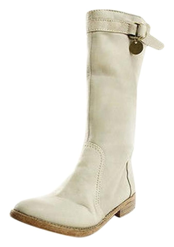 5a8cffc2c38 Patrizia Pepe Good Eu 10 Us Womens Leather Nbw beige Boots Image 0 ...