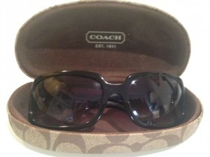 Coach SAMANTHA (S425) Black