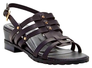 Bucco Black Sandals