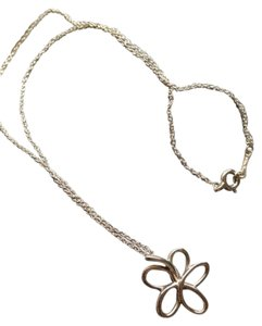 Tiffany & Co. Tiffany & Co. Paloma Picasso Flower Pendant Necklace