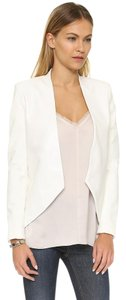 Blaque Label White Classic White Classic White Suit Suit off white Blazer