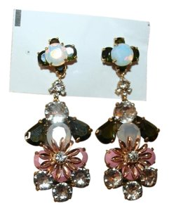 J.Crew J.CREW CRYSTAL GARDEN EARRINGS F3143