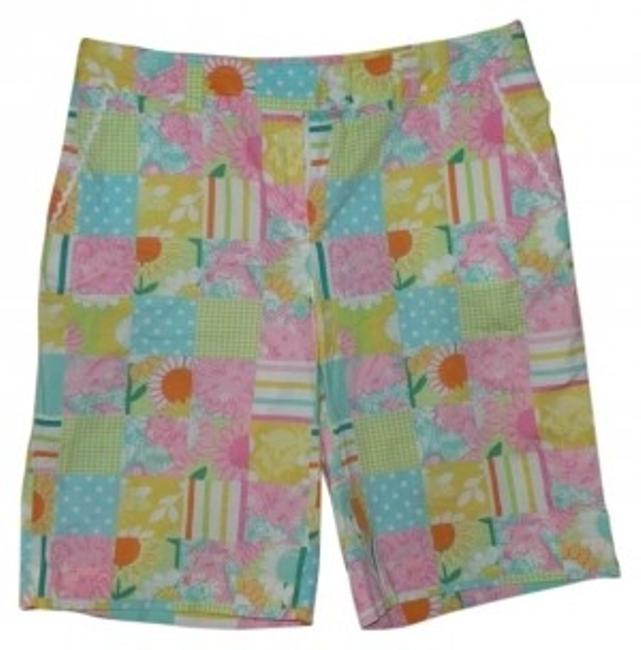 Lilly Pulitzer Bermuda Shorts Multi Color
