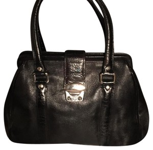 Alfani Satchel in Black