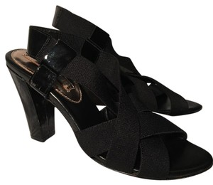 Banana Republic Blk Sandals