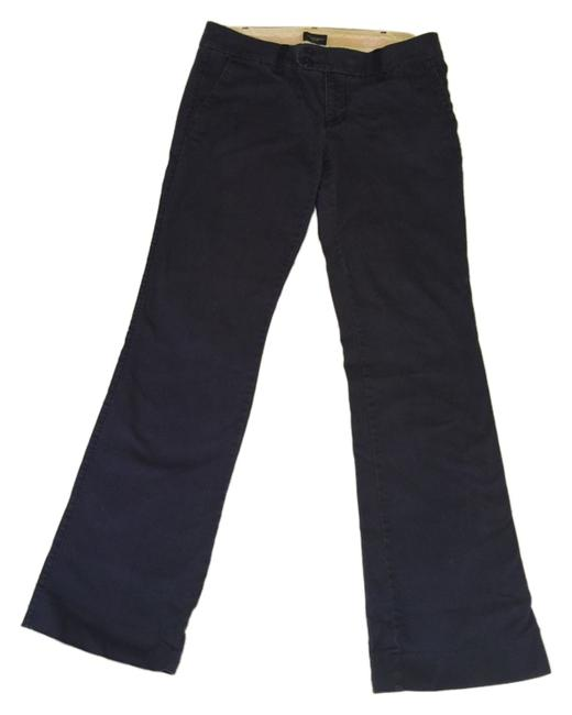 American Eagle Outfitters Boot Cut Pants Navy