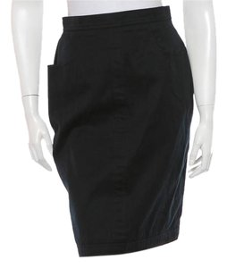 Chanel Vintage Skirt Black