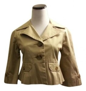 Old Navy Beige/ Khaki Jacket