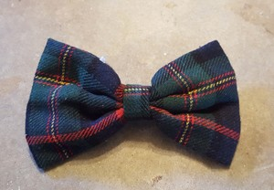 Other Vintage Plaid Hair Clip