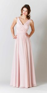 Blush Kennedy Blue Blush Bridesmaid Dress - Anna Dress