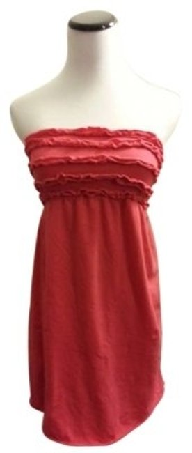 Preload https://item3.tradesy.com/images/xhilaration-coral-above-knee-short-casual-dress-size-petite-4-s-183237-0-0.jpg?width=400&height=650
