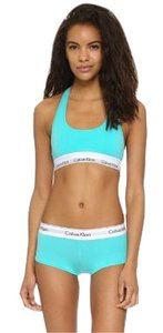 Calvin Klein Calvin Klein bralette and boy shorts (small or large) set