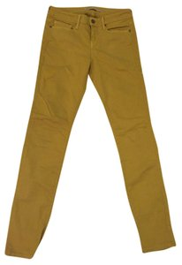 Vince Skinny Leg Stretch Skinny Jeans-Light Wash