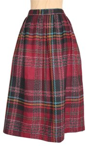 Diane von Furstenberg Midi Winter Skirt MULTI COLOR