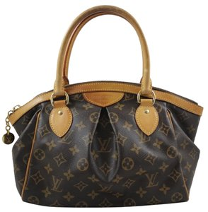 Louis Vuitton Tivoli Pm Satchel in Monogram