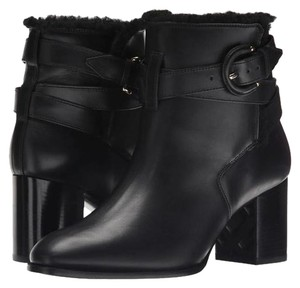 Burberry Thornton Ankle Boot Black Boots