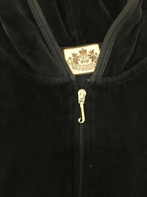 Juicy Couture Track Jacket J Velour Jacket