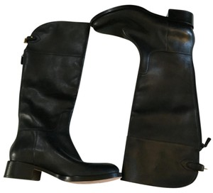 Cole Haan Black Boots