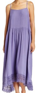 Purple Maxi Dress by Free People
