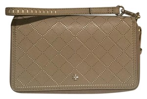 Tory Burch Wristlet in Gray