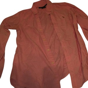 Ralph Lauren Collection Button Down Shirt pink