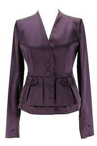 Pinko Pinko Womens Suit Purple Acetate -