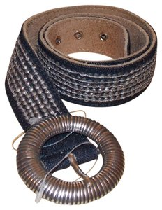 Chico's Chico's Leather Belt Size S