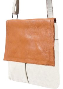 Florence Leather Leather Quilted Cross Body Bag