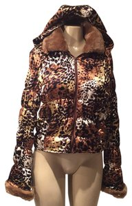 Gracia Fashion Fur Coat